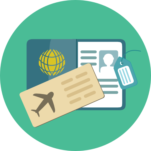 document, Identity, passport, travel, technology ...