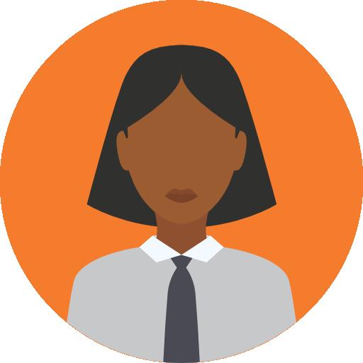 Fashion Woman Profile Logo: User, Profile , Avatar, Social, Businesswoman Icon