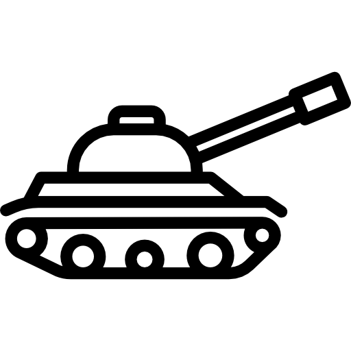miscellaneous weapon canon war tank wars weapons signaling tanks icon miscellaneous weapon canon war tank