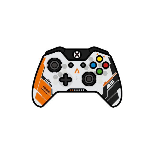 black xbox controller png - photo #21