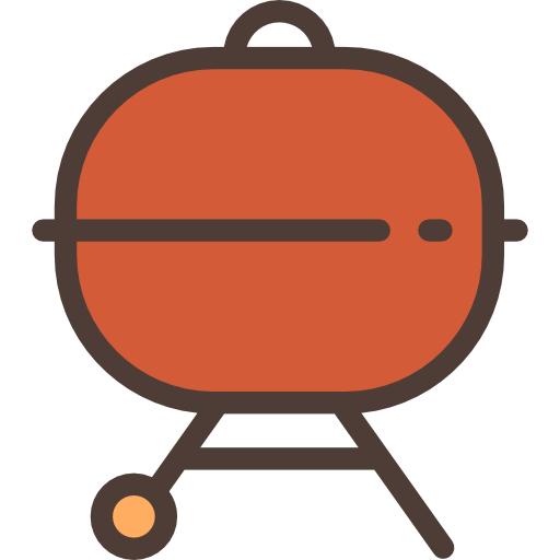 Bbq Grill Barbecue Summertime Cooking Equipment Food And Restaurant Icon