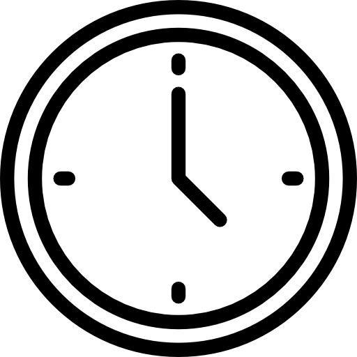 clock  time  watch  tool  square  time and date icon