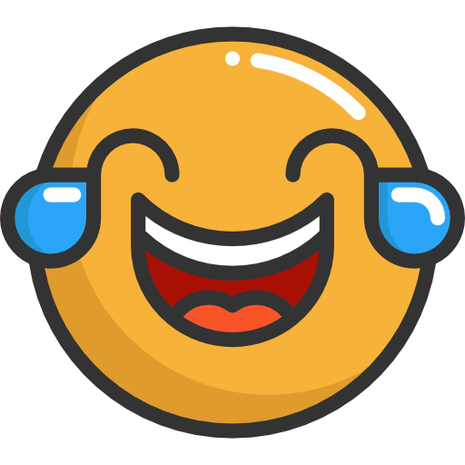 Feelings Smileys Laughing Emoticons Emoji Icon