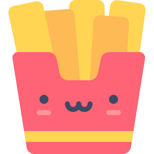 fast food fries junk food french fries potatoes food