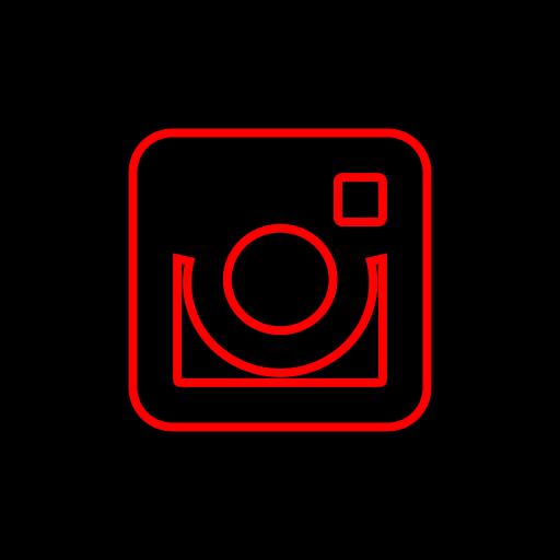media, share, Social, Instagram icon