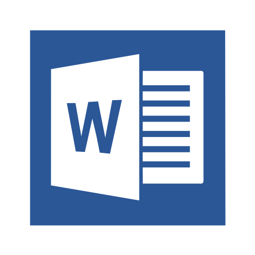 windows, microsoft, office, word, Ms, Services, suite icon