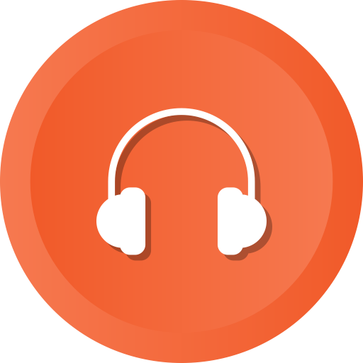 head  radio  communication  ear  phone  headset icon