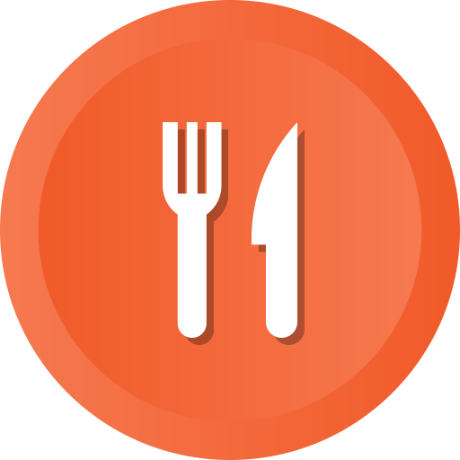 meanns, Fork, food, Knife, Restaurant, kitchen icon