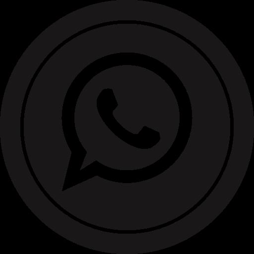 Media, Logo, Social, Whatsapp Icon