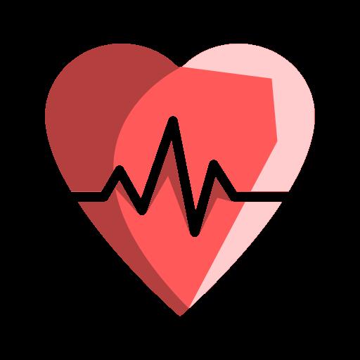 Beat, Heartbeat, Heart, Health, Healthcare Icon