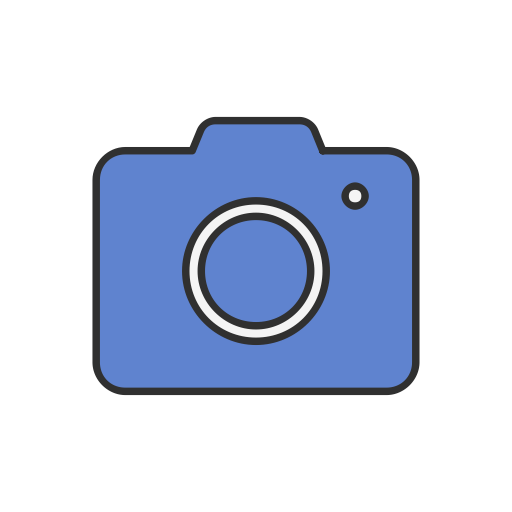 Polaroid upload photo camera facebook icon for Facebook camera