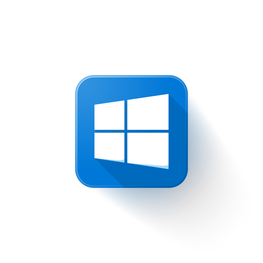windows microsoft logo icon