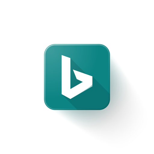 Bing Finance: Microsoft, Logo, Bing Icon