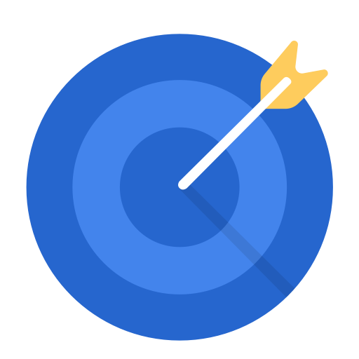Aim Business Work Target Goal Icon