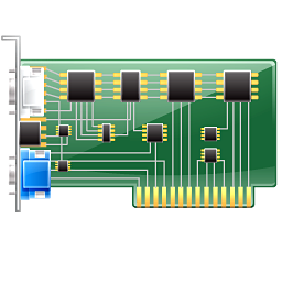 Graphic Graphic Card Video Card Hardware Vga Display Card Icon