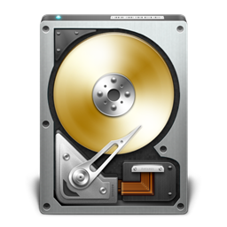 Disk Hdd Harddisk Icon