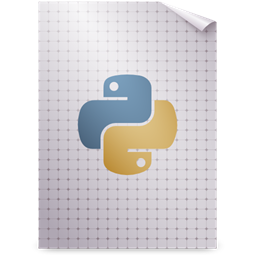 Gnome Mime Bytecode Application Python Icon