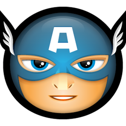 captain america icon captain america icon