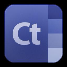 Contribute Adobe Icon