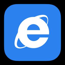 Metroui Explorer Internet Icon