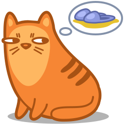 Slippers Cat Icon