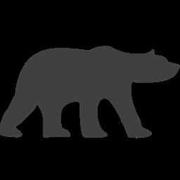 Endangered Polar Bear Bear Icon