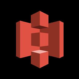 Amazon Storage S3 Content Delivery Icon