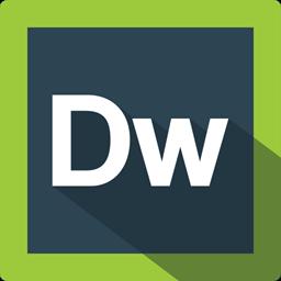 Design Format Dreamweaver Software File Extension Adobe Icon