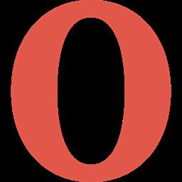 Opera Internet Logo Browser Icon