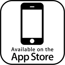 Apple On Square Appstore Logo Available App Store The Icon