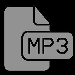 File Mp3 Document Icon