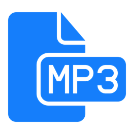 Document File Mp3 Icon