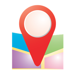 Local Shopping Location Google Ecommerce Map Business Listing Place Office Pin Icon