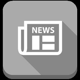 News Newspaper Paper News Icon