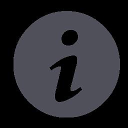Info Information Help Notice Icon