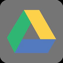 Online Color Gdrive Cloud Storage Disk Google Drive Icon