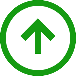 positive, Up, Direction, Trend, Arrow icon