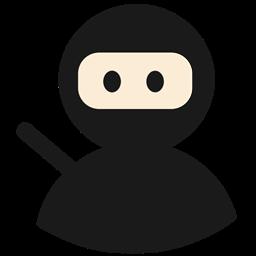 Avatar Warrior Ninja Samurai Icon