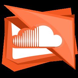 Soundcloud Cloud Sound Social Music Icon