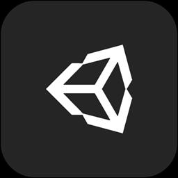 3d Unity Icon