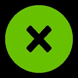 Dismiss Cancel Remove Delete Close Minus Exit Icon