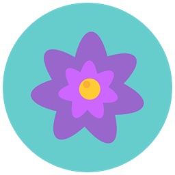 Blossom Nature Flowers Aroma Flower Icon