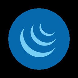 Develop Language Javascript Programming Framework Code Jquery Icon