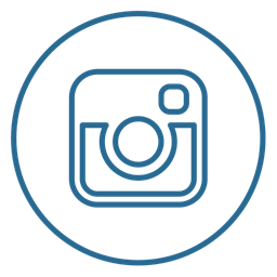 Social Line Picture Pictures Circles Instagram Neon Icon