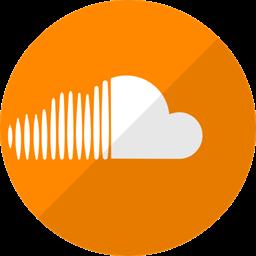 Media Sound Soundcloud Audio Cloud Music Social Icon