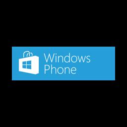 Phone Store Windows Logo Icon