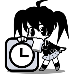 watch, time, timer, japanese, Clock, Alarm, call me icon