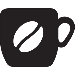 Cup Morning Hot Tea Drink Coffee Icon