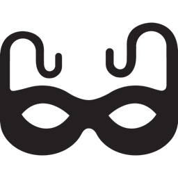 Costumes Carnival Costume Halloween Mask Icon