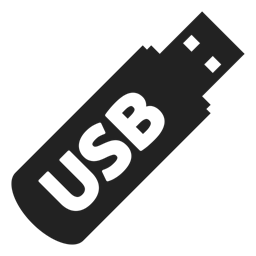 Flash Key Usb Icon